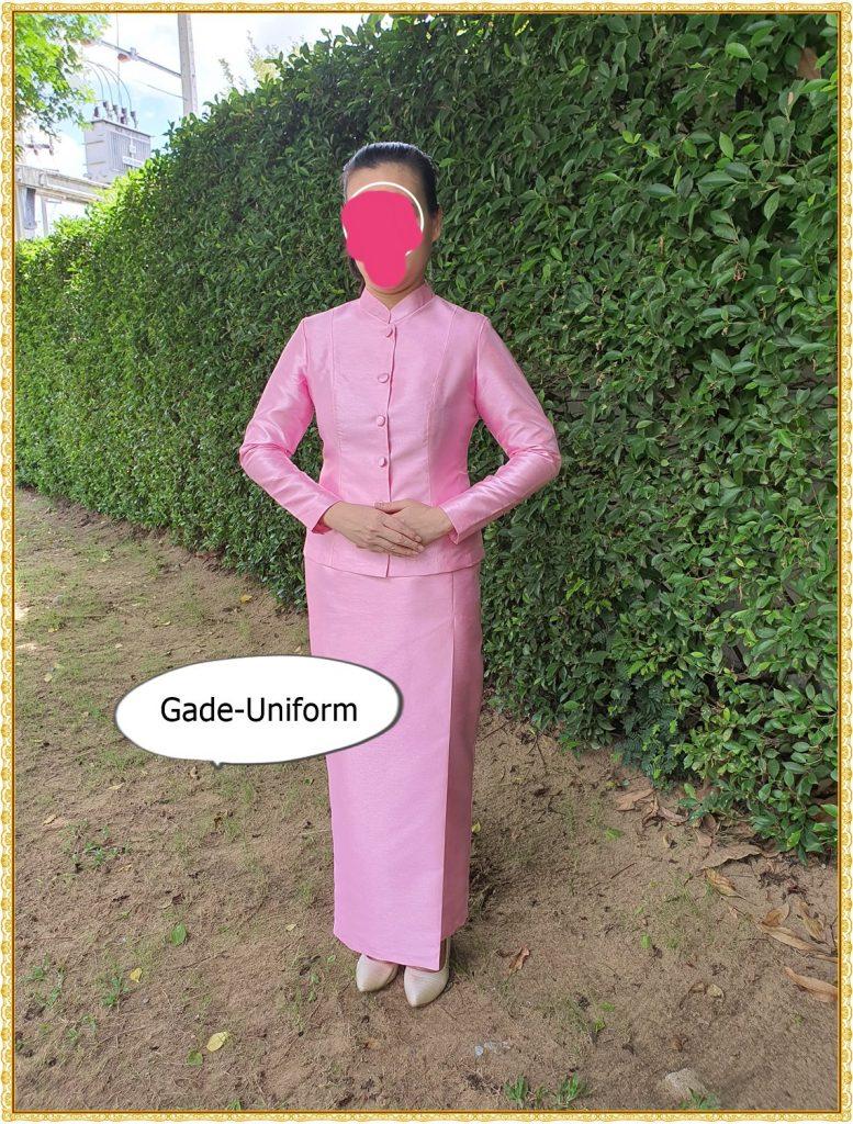 ชุดไทยจิตรลดาสีชมพู-1