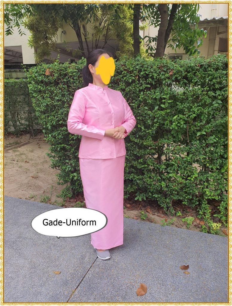 ชุดไทยจิตรลดาสีชมพู-3