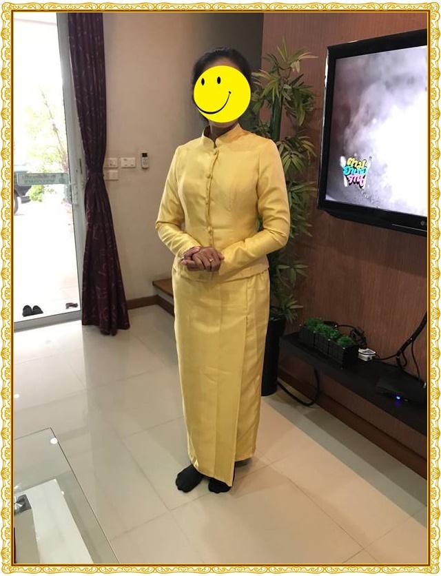 review-ชุดไทยจิตรลดาสีเหลือง-1